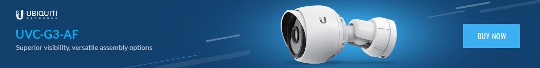 UniFi Video Camera, IR, G3